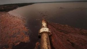 化工厂废水排污