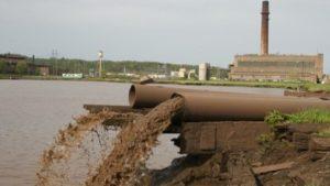 俄亥俄州-毒废水