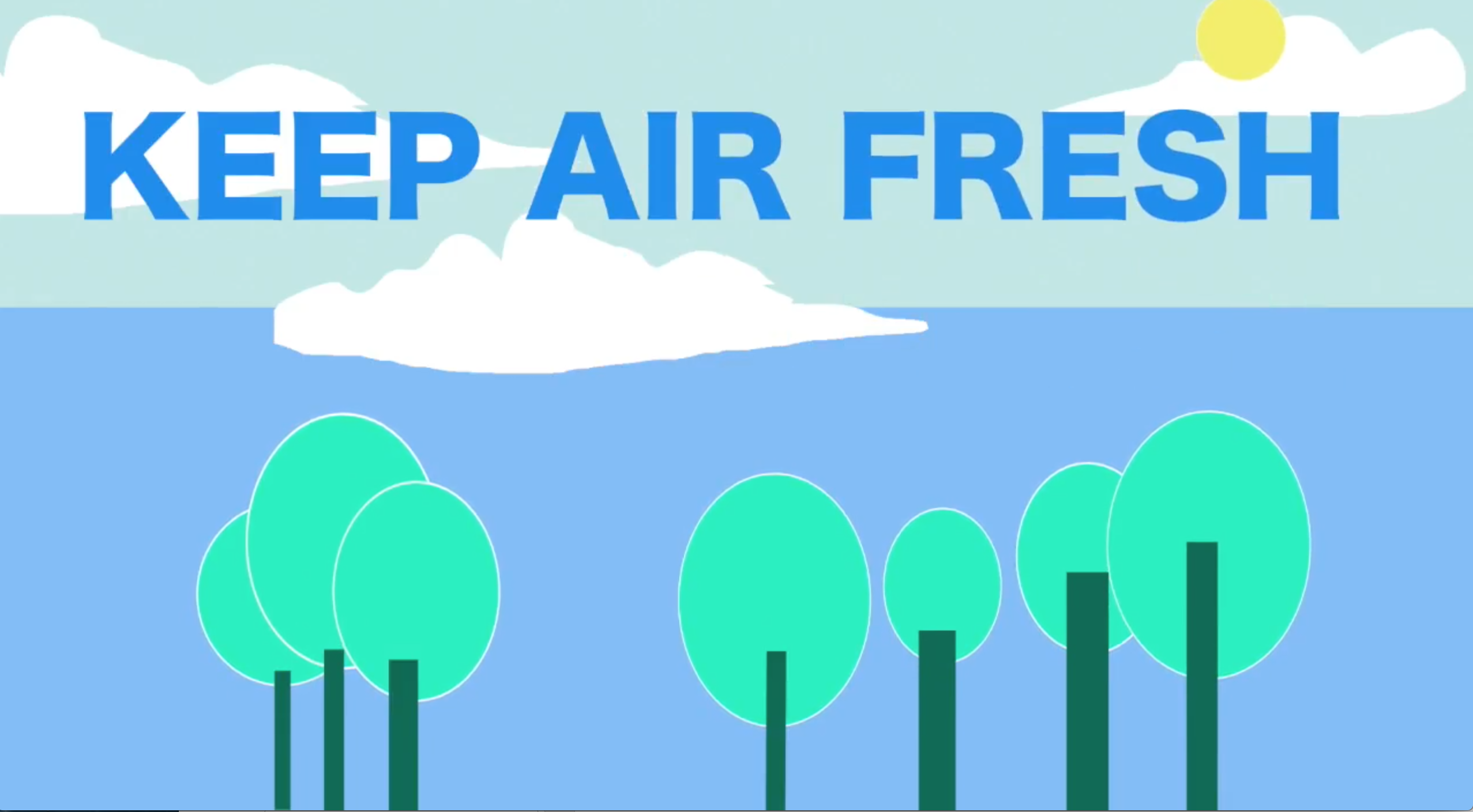 Video - Keep Air Fresh - EN