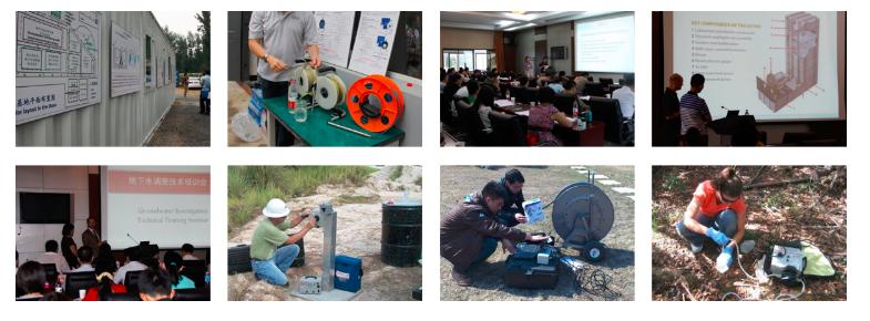 中美地下水合作项目