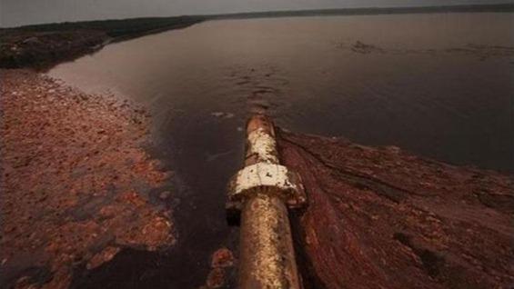 化工厂废水排污 - EN